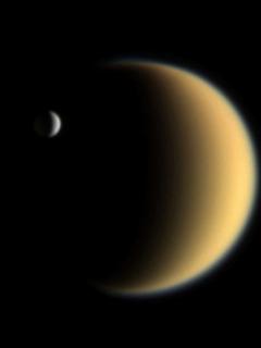 Luna Titán