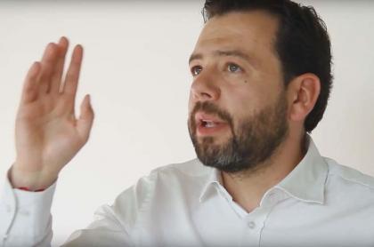 Carlos Fernando Galán. Imagen: Pulzo.