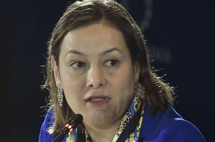 Ángela Garzón. Imagen Getty.