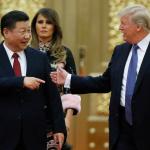 Xi Jimping y Donald Trump