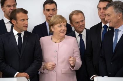 Unión Europea y Mercosur