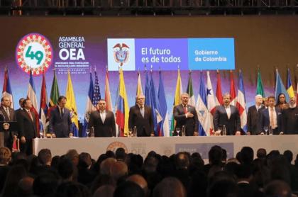 Asamblea 49 de la OEA