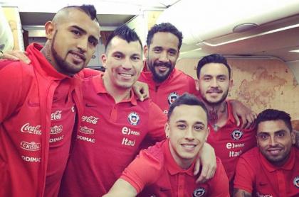 Jugadores chilenos