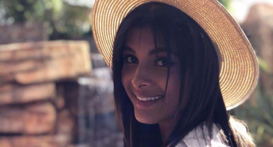 Tania Valencia, actriz.