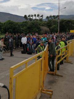 Colombianos deportados