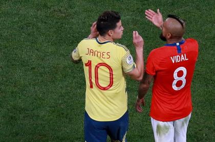 James y Vidal