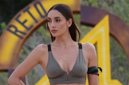 Carolina Guerra, actriz y presentadora.