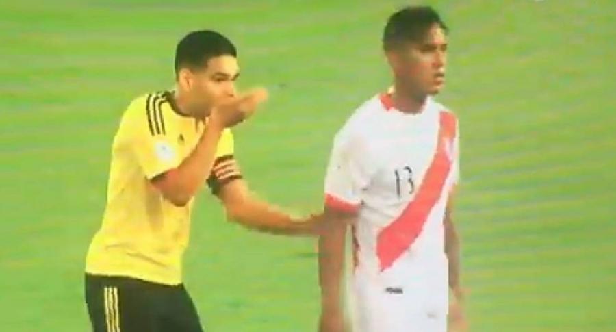 Falcao y Tapia