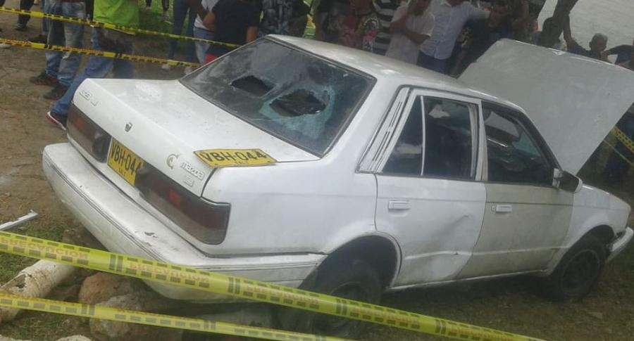 Accidente en Valle del Cauca