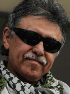 'Iván Márquez', 'Jesús Santrich' y 'Pablito'