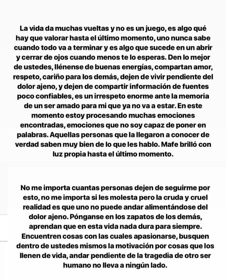 Historia de Julián González