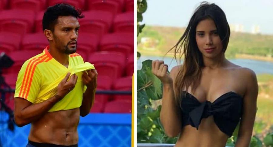 Abel Aguilar y María Fernanda Aguilar