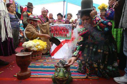chamanes peruanos
