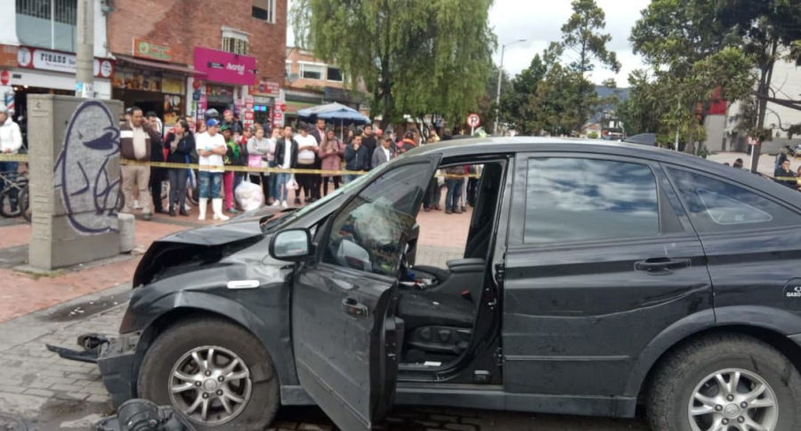 Accidente Niza