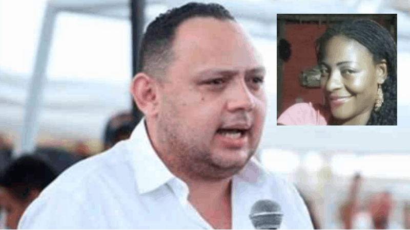Alcalde de Tierralta Leonardo Otero Avilez.
