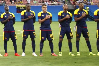 Selección Colombia Olímpicos 2016