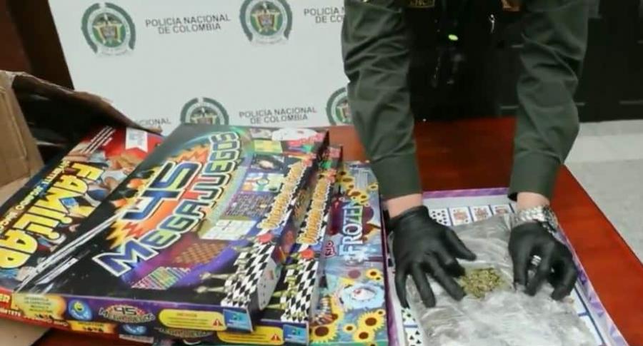 Marihuana en juegos de mesa