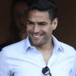 Falcao García, futbolista.