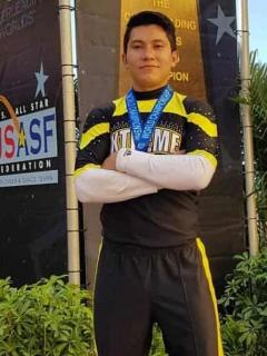 Luis Antonio Sánchez Robayo, deportista desaparecido