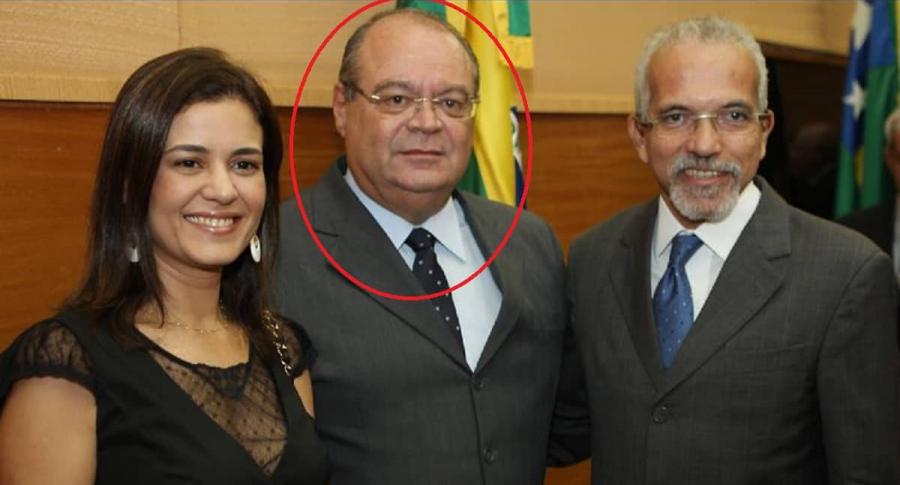 Sadi Paulo Castiel Gitz en el círculo