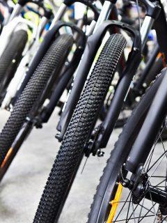 Bicicletas parqueadas. Imagen de referencia Getty