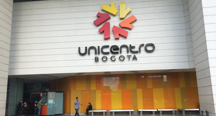 Centro comercial Unicentro