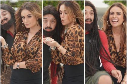 'Rastacuando' y Sara Uribe
