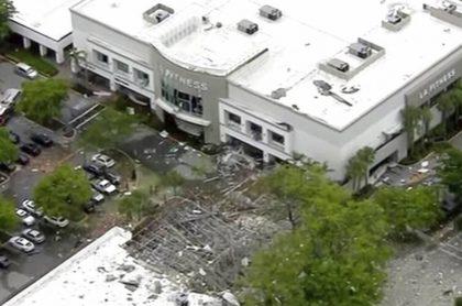 Florida explosión