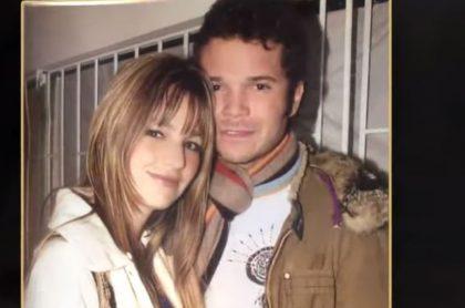 Andrés Cabas y Johana Bahamón