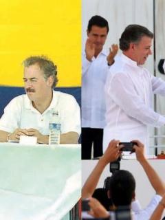 Proceso de paz Pastrana-Proceso de Paz Santos