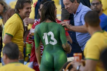Hincha de Brasil