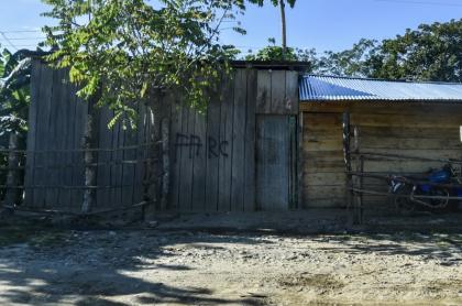 Casa en El Catatumbo
