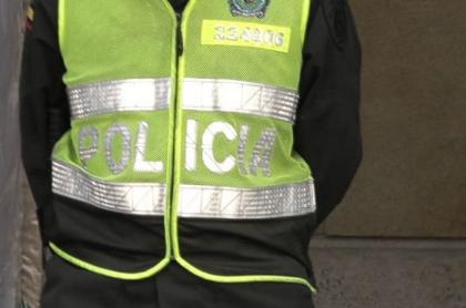 Patrulleros de Policía. Imagen de referencia AFP.