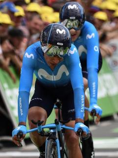 Así será la contrarreloj del Tour en la que Egan y Nairo perderán tiempo con rivales