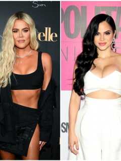 Khloé Kardashian y Natti Natasha