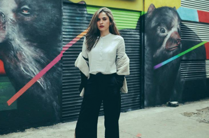Lizeth García periodista RTVC