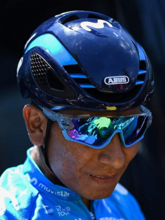 Nairo sigue positivo a pesar de regular contrarreloj y promete acción en montaña del Tour