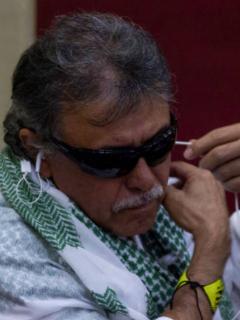 Como testigo contra 'Santrich' no vino a la Corte, el tribunal irá hasta EE.UU. por él