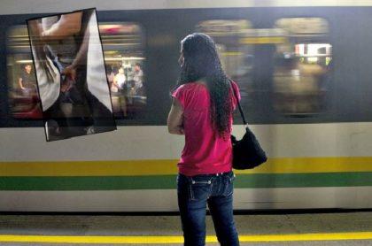 Acoso sexual en el Metro