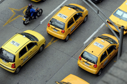Paro de taxis