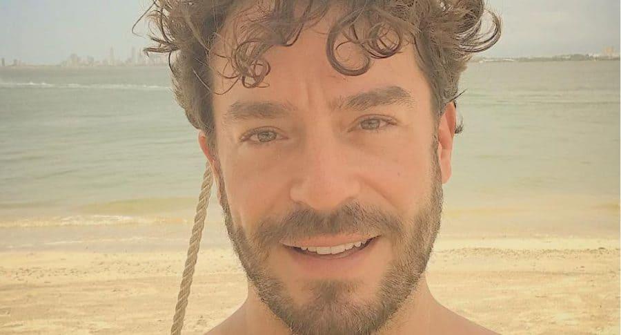 Juan Pablo Espinosa, actor.