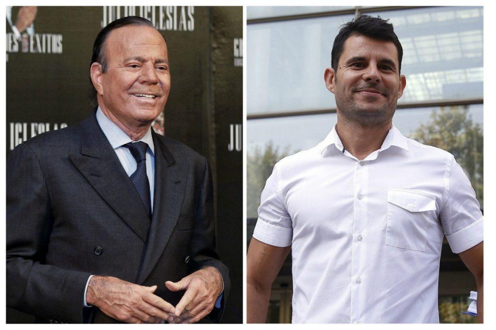 Julio Iglesias / Javier Sánchez Santos