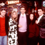 Lisa Kudrow, Matthew Perry, Jennifer Aniston, David Schwimmer, Courteney Cox Arquette y Matt Leblanc, de 'Friends'.