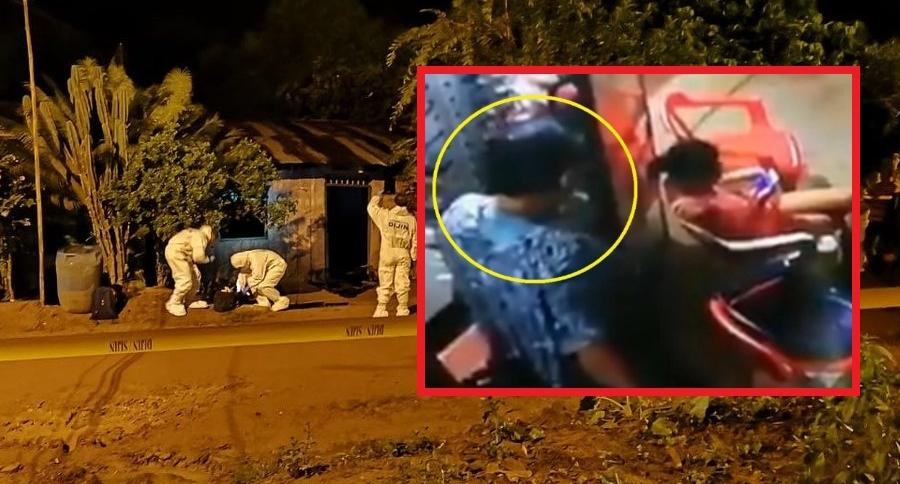 Crimen de Sharick Alejandra Buitrado, de 10 años, en Guaviare