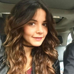 'Maleja' Restrepo, actriz, y 'Tatán' Mejía, motocrosista.