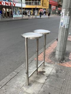 Nuevas Canecas Bogotá