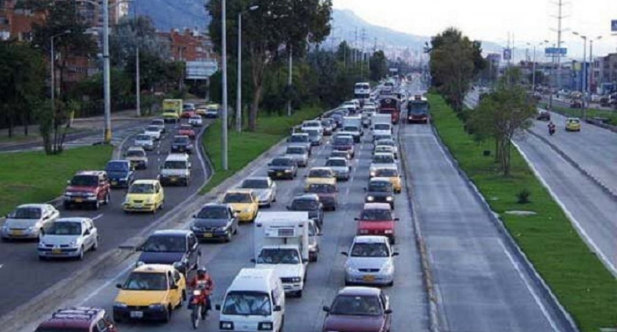 Vehículos en Colombia