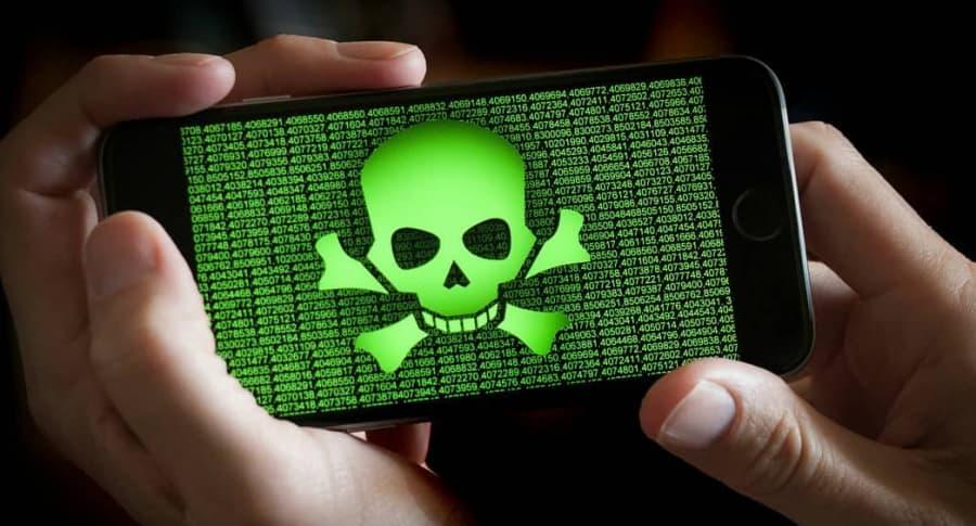 Simulación del malware