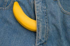 ¿Cómo son los penes tipo plátano, los que son perfectos para el sexo anal?