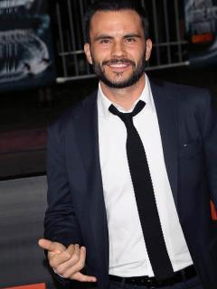 Juan Pablo Raba, actor, y James Rodríguez, futbolista.